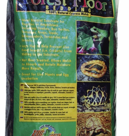 Zoo Med Labs Inc Zoo Med Labs cypress mulch forest floor 24 qt