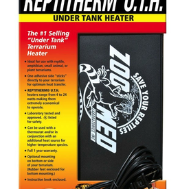 Zoo Med Labs Inc Zoo Med Labs reptitherm under tank heater 30-40g