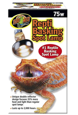 Zoo Med Labs Inc Zoo Med Labs bulb basking spot 75w