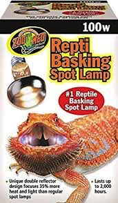 Zoo Med Labs Inc Zoo Med Labs bulb basking spot 100w