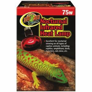 Zoo Med Labs Inc Zoo Med Labs infrared heat bulb 75w