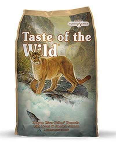 Taste Of The Wild Taste of the Wild canyon river trout and smoked salmon 14lbs