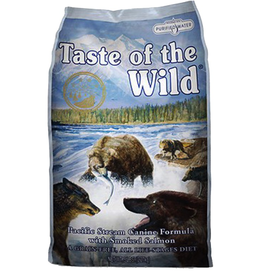 Taste Of The Wild Taste of the Wild pacific stream salmon 14lbs
