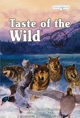 Taste Of The Wild Taste of the Wild wetlands wild fowl 28lbs