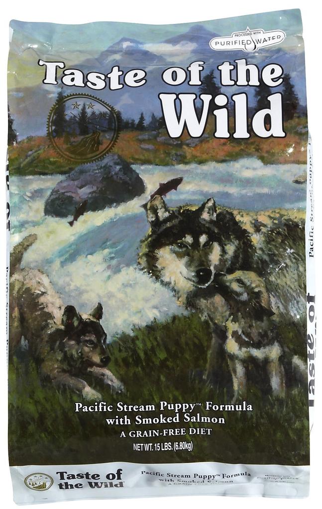 Taste Of The Wild Taste of the Wild pacific stream puppy salmon 14lbs