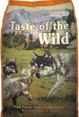 Taste Of The Wild Taste of the Wild high prairie puppy bison and venison 28lbs