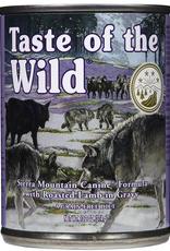 Taste Of The Wild Taste of the Wild sierra mountain roasted lamb 13oz cans