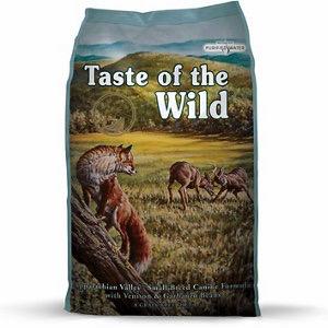 Taste Of The Wild Taste of the Wild appalachian valley venison and garbanzo 14lbs