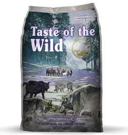 Taste Of The Wild Taste of the Wild sierra mountain roasted lamb 14lbs