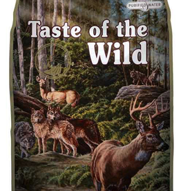 Taste Of The Wild Taste of the Wild pine forest venison and legumes 28lbs