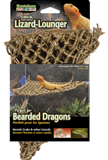 PENN-PLAX INC Penn Plax corner lizard lounger small
