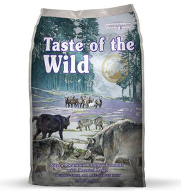 Taste Of The Wild Taste of the Wild sierra mountain roasted lamb 28lbs