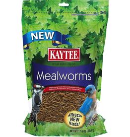 Kaytee Products Inc Kaytee mealworms 17.6oz