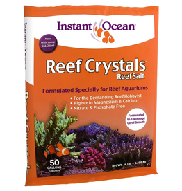 Aquarium Systems (UPG) Instant Ocean reef crystals 50g salt mix