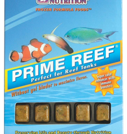 OCEAN NUTRITION SALT CREEK Ocean Nutrition frozen food prime reef 3.5oz