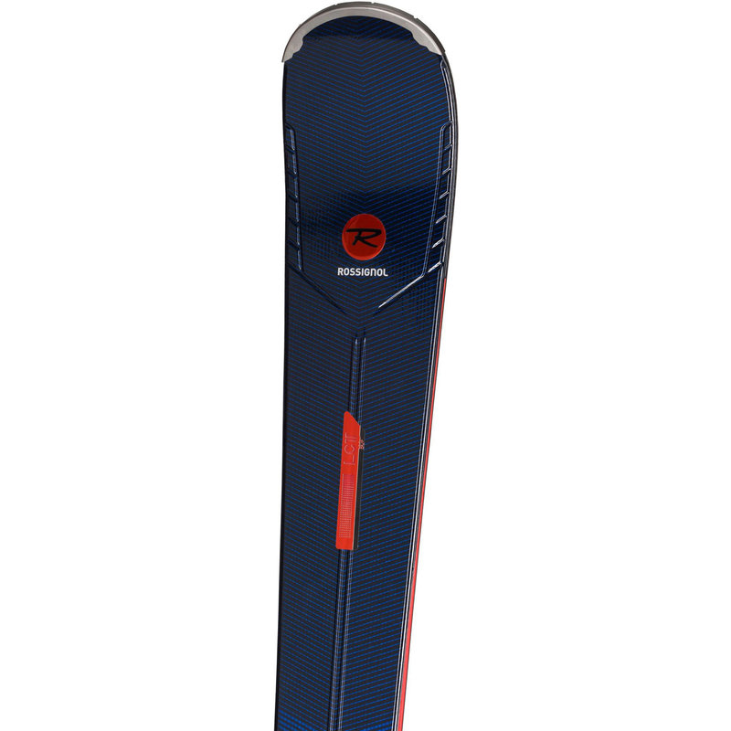 Rossignol Nova 14 TI Skis + NX 12 Konect GW Bindings