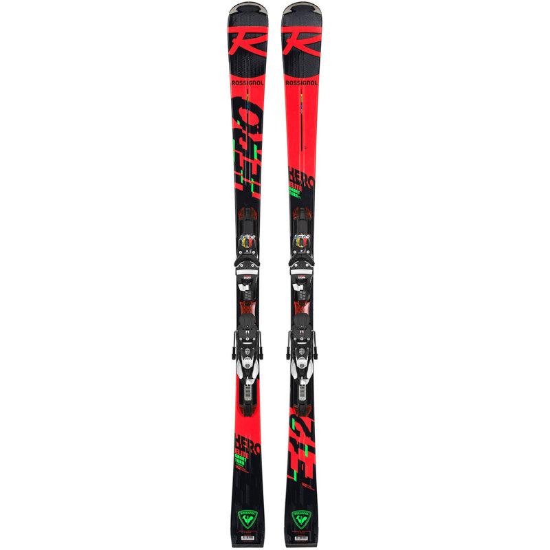Rossignol Hero Elite ST TI Skis + SPX 14 Konect GW Bindings