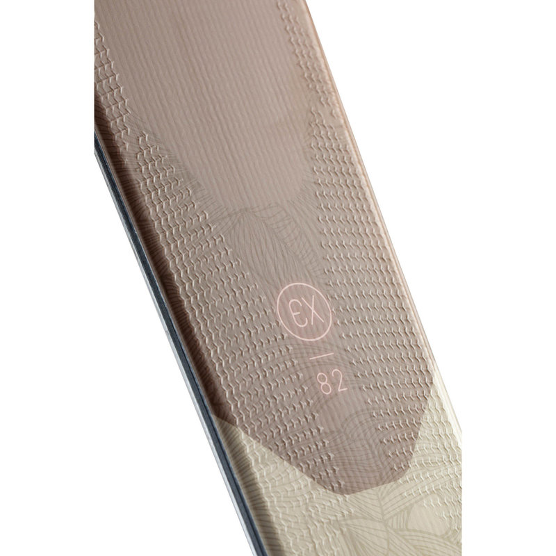 Rossignol Experience W 82 Basalt W Skis + Xpress W 11 GW Bindings