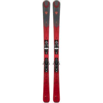 Rossignol Skis Experience 86 Basalt + Fixations SPX 12 Konect GW