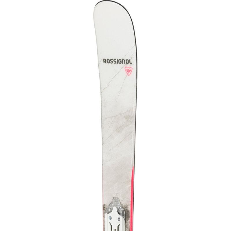 Rossignol Blackops W Dreamer Xp Skis + Xpress W 10 GW Bindings