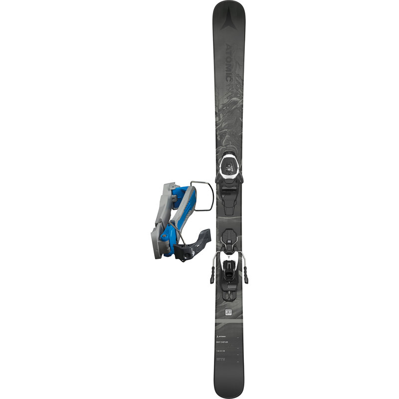 Atomic Skis Bent Chetler JR 140-150+ Bindings  L6 + Skin + Startup