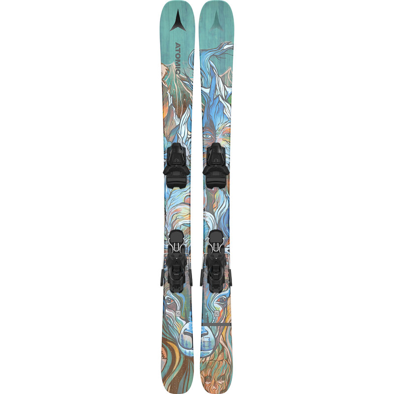 Atomic Bent Chetler Mini 153-163 Skis+ Bindings Stage 11 GW