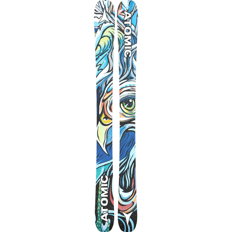 Atomic Skis Bent Chetler Mini 133-143 + Bindings Colt 7 GW