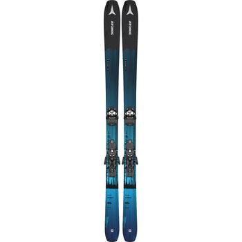 Atomic Maverick 86 C Skis + Bindings Warden 11 MNC