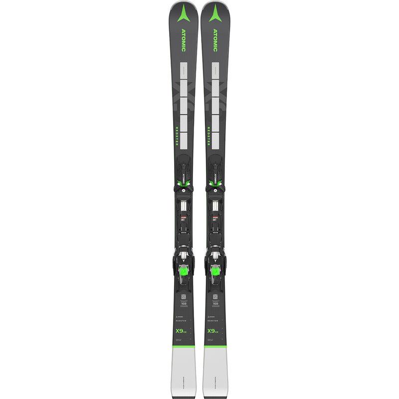 Atomic Redster  X9 WB Revo S Skis + Bindings  X 12 GW