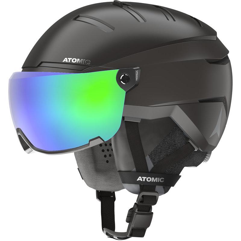 Atomic Helmet Savor GT Amid Visor HD Plus