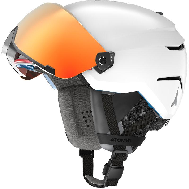 Atomic Helmet Savor Amid Visor HD