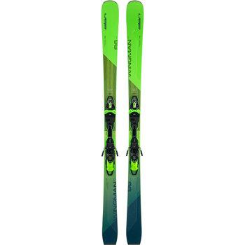 Elan Wingman 86 CTI FX Skis + EMX 12.0 Bindings