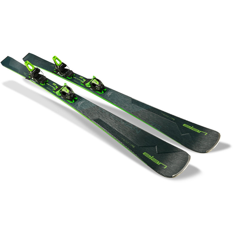 Elan  Wingman 78 TI PS Skis + ELS 11.0 Bindings