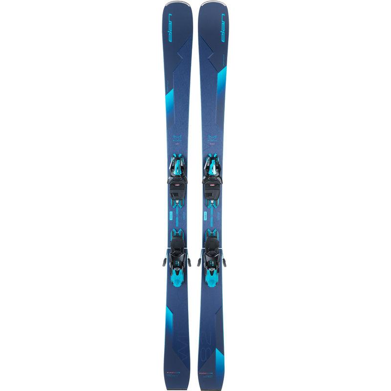 Elan  Wildcat 82 CX PS Skis + ELX11.0 Bindings