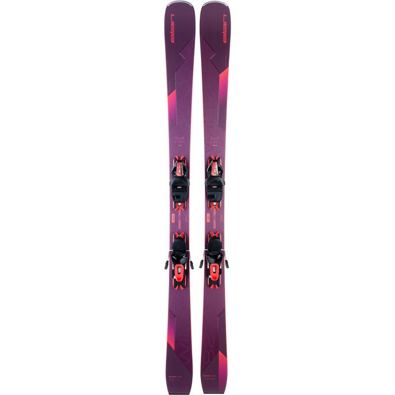 Elan  Wildcat 82 C PS Skis + ELW 9.0 Bindings