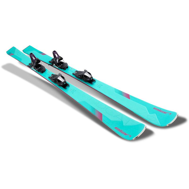 Elan  Wildcat 76 LS Skis + ELW9.0 Bindings