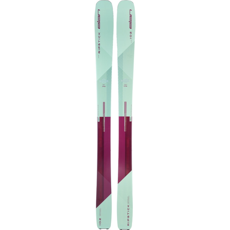 Elan Ripstick 102 W Skis