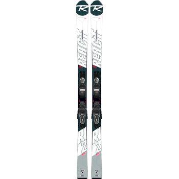 Rossignol Skis React 2 Skis + Fixations XP 10 GW RTL