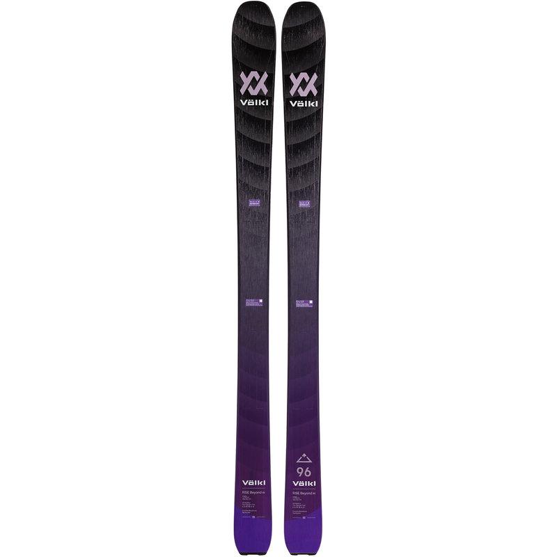 Volkl Rise Beyond 96 W Skis