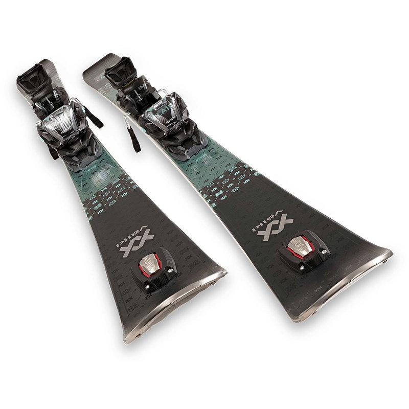 Volkl Flair SC Carbon Skis + vMotion 11 alu GW Bindings
