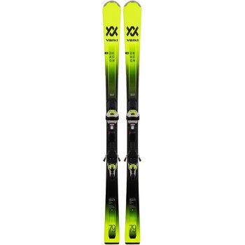 Volkl Skis Deacon 79 + Fixations Lowride XL 13 FR Demo GW