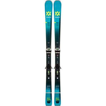 Volkl Deacon 84 Skis + Lowride XL 13 FR Demo GW Bindings