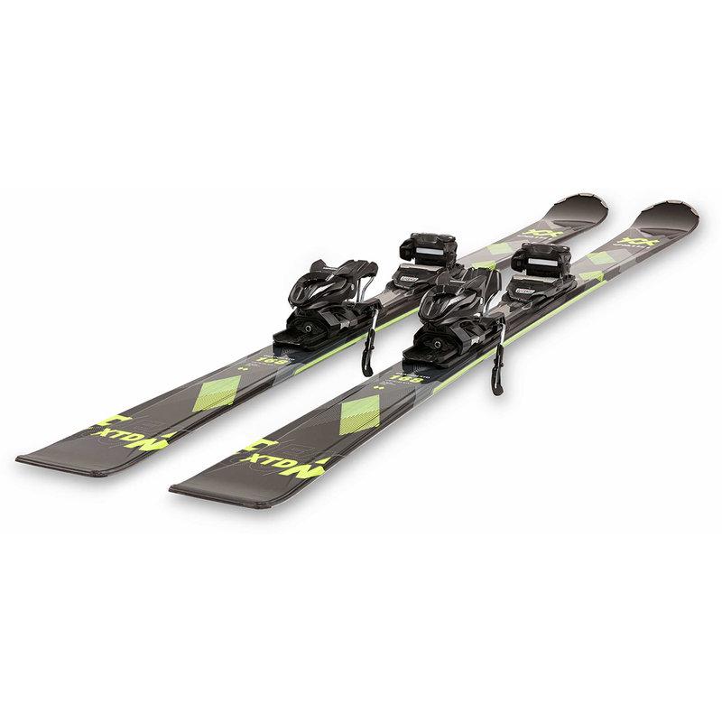 Volkl Deacon XTD Skis + vMotion 10 GW Bindings
