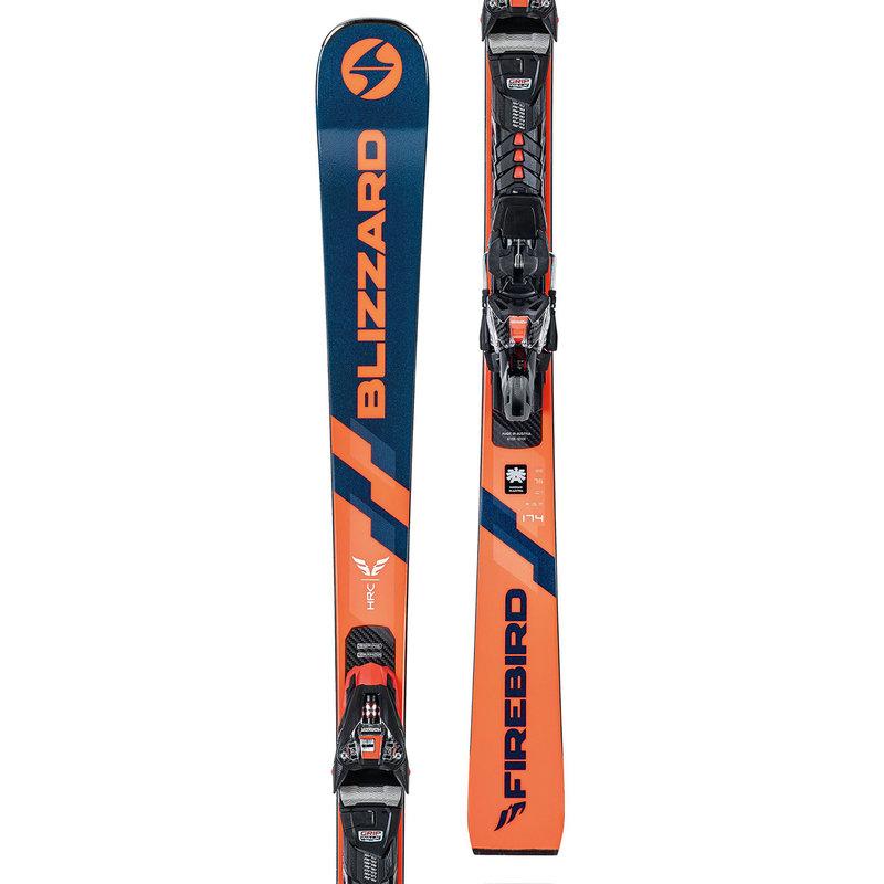 Blizzard Firebird HRC Skis + Fixations XCELL 14 Bindings