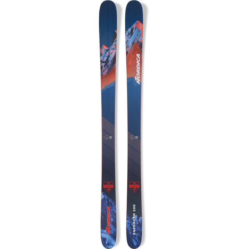 Nordica  Enforcer 100 Skis