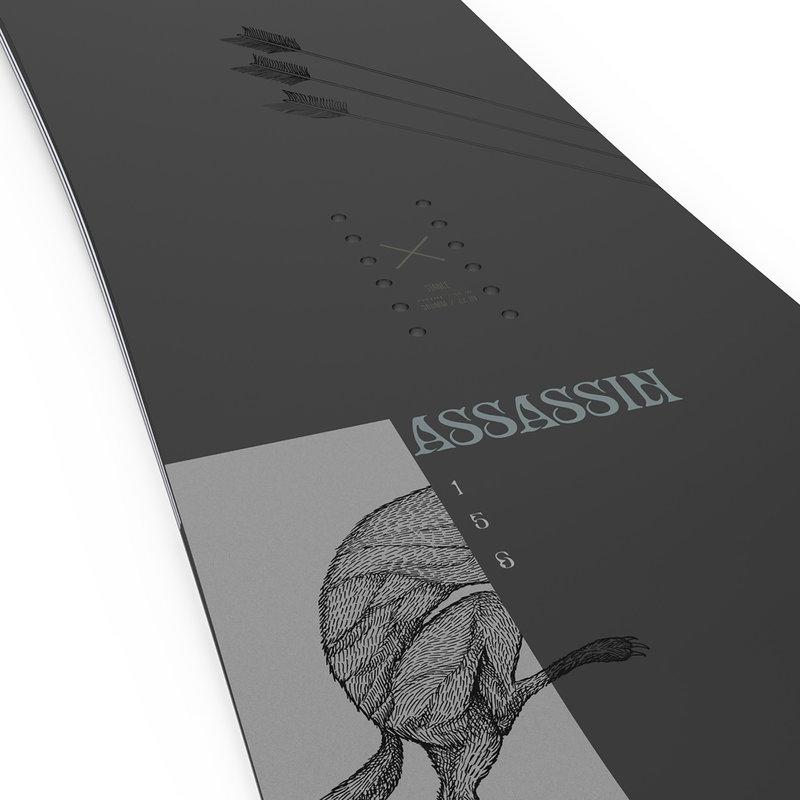 Salomon Planche à neige Assassin Pro