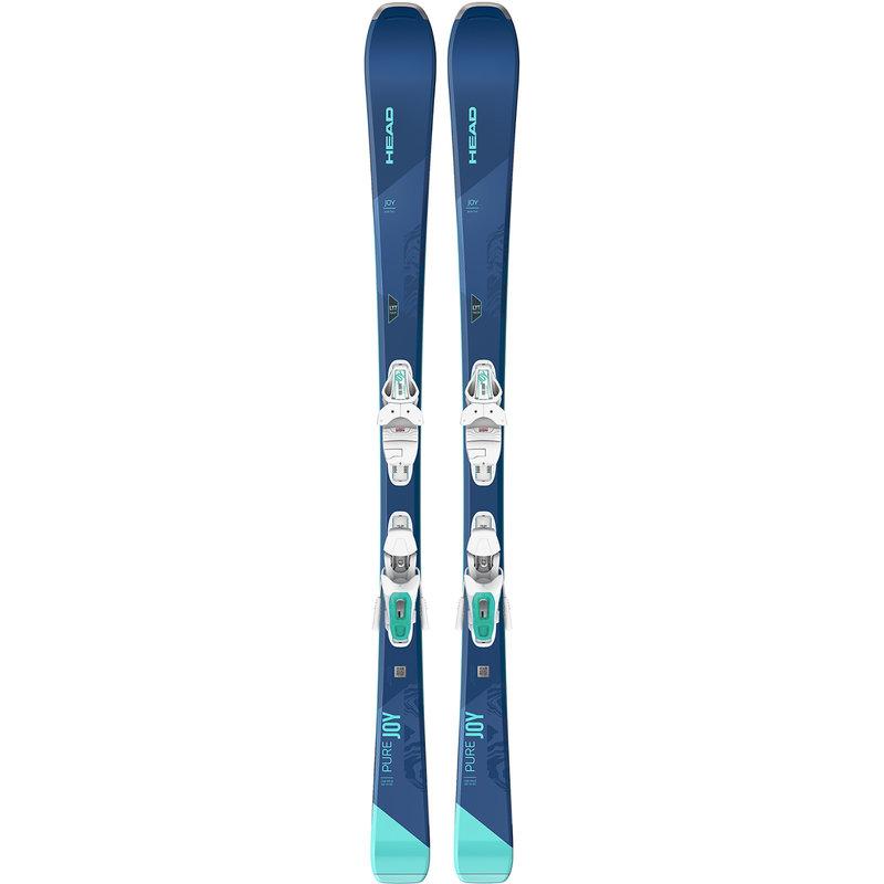 Head Pure Joy SLR Joy Pro Skis + Joy 9 GW Bindings