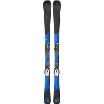 Head V-Shape V4 LYT-PR Skis + PR 11 GW Bindings