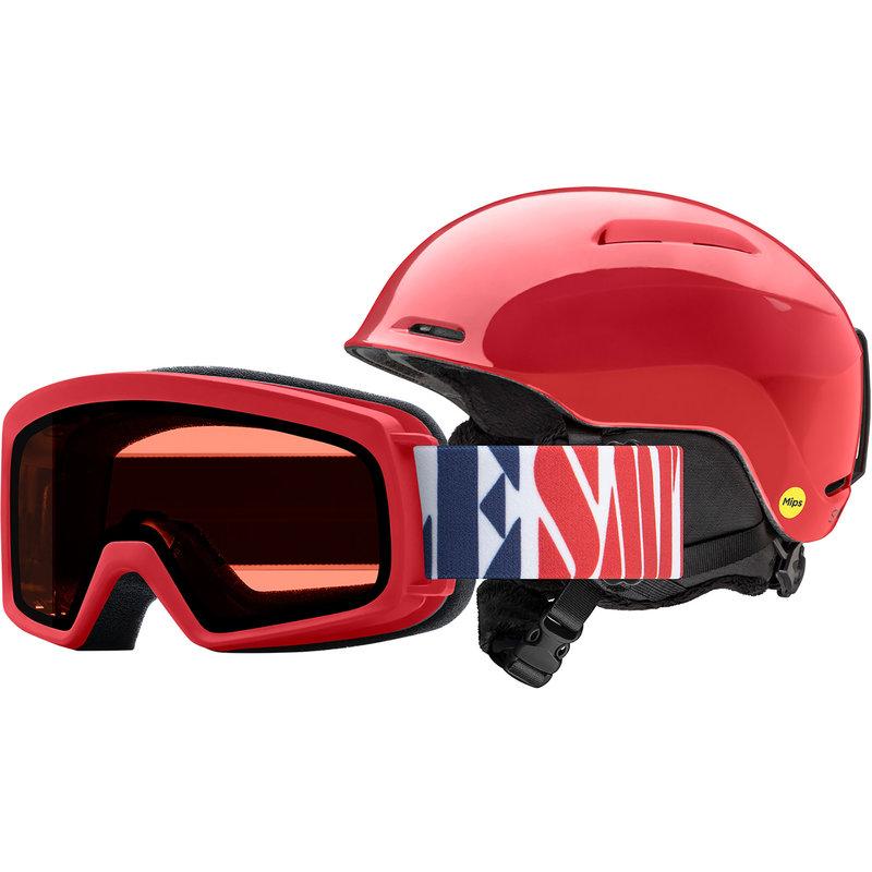 Smith Glide Jr Mips/Rascal Combo Helmet