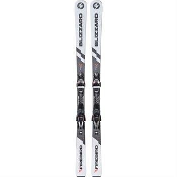 Blizzard Firebird Race TI Skis + TPX12 Bindings